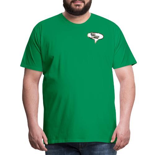 SeEfterHvorBilledetInviterTilDrøm - Herre premium T-shirt