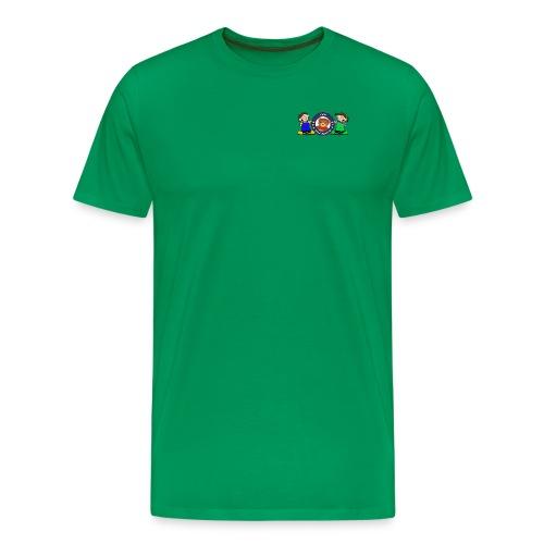 boy girl - Männer Premium T-Shirt