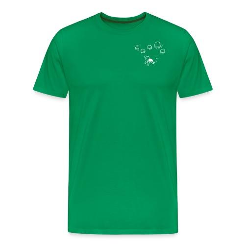 sovanta-schildkröte - Männer Premium T-Shirt