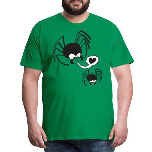 Dangerous Spider Love - Men's Premium T-Shirt