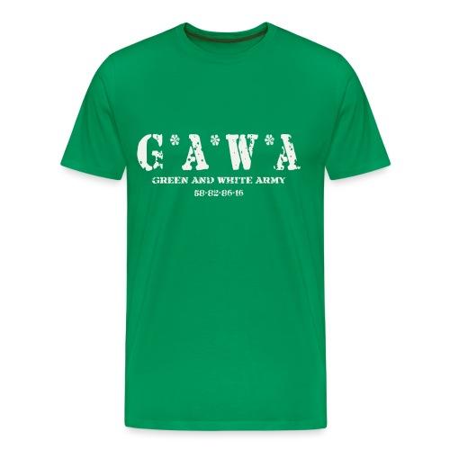 Northern Irelans GAWA bag - Men's Premium T-Shirt