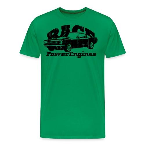 RACE - Männer Premium T-Shirt