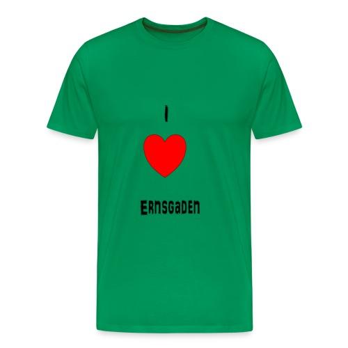 love ernsgaden - Männer Premium T-Shirt
