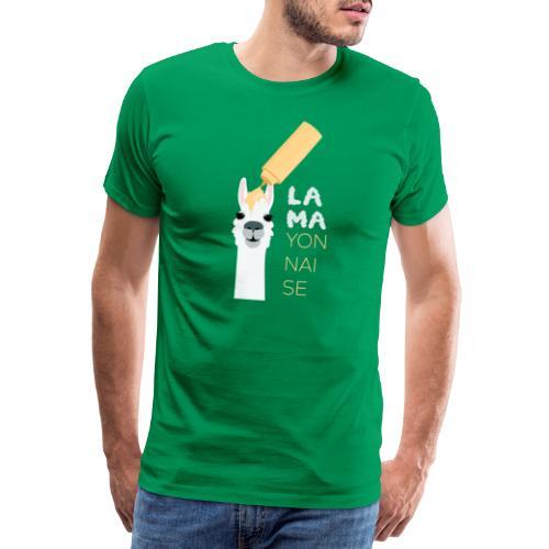 lama yonnaise - T-shirt Premium Homme