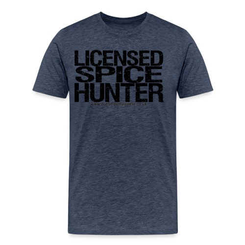 licensedspicehunter - Men's Premium T-Shirt