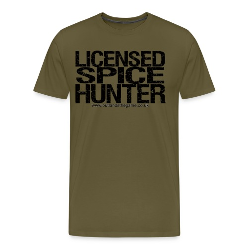 licensedspicehunter - Men's Premium T-Shirt
