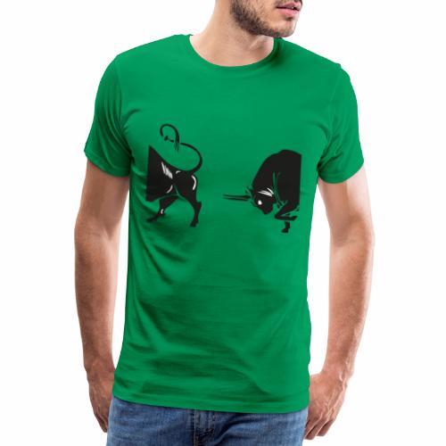 TORO - BULL - Maglietta Premium da uomo