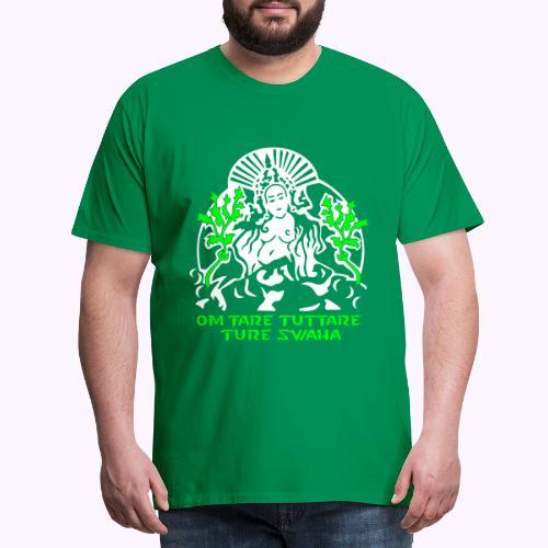 Tara blanca - Camiseta premium hombre