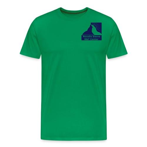 NICS_t4_tot_black_only_re - T-shirt Premium Homme