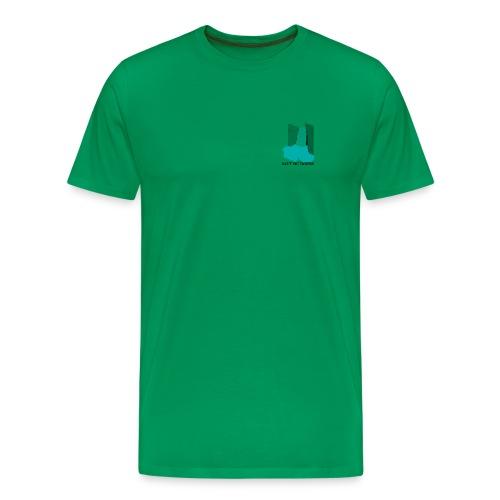 Saut du Doubs - T-shirt Premium Homme