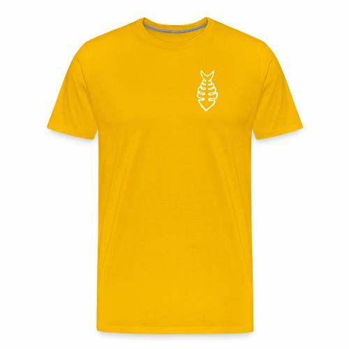 rawfish - Premium-T-shirt herr