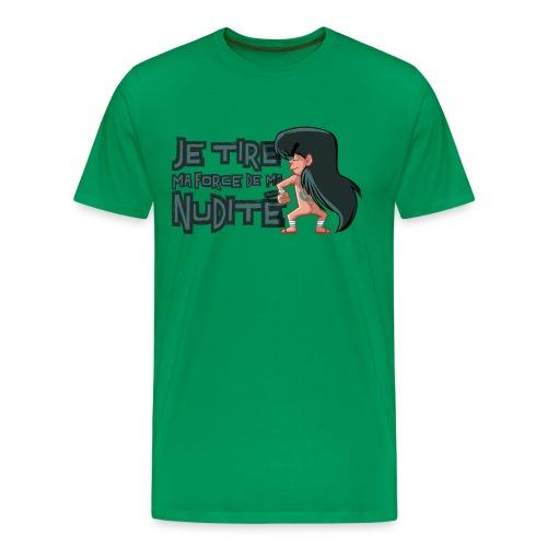 Shiryû nudité - T-shirt Premium Homme
