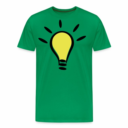Glühbirnen Kollektion - Männer Premium T-Shirt