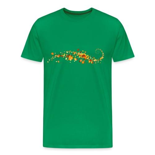 Autumn Leaves Decoration PNG Clipart png - Mannen Premium T-shirt