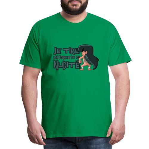 Shiryû - Nudité - T-shirt Premium Homme