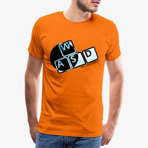 WASD TM Gaming - Men's Premium T-Shirt