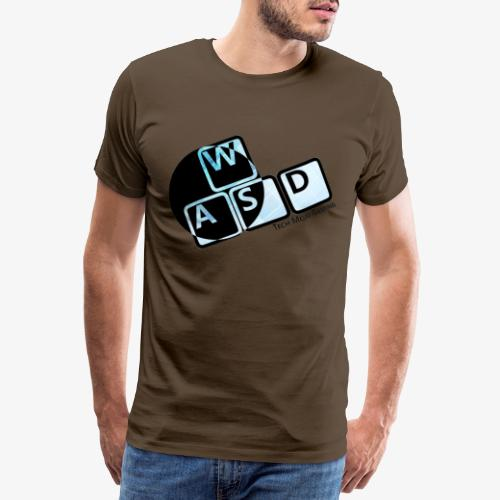 WASD TM Gaming - Men's Premium T-Shirt