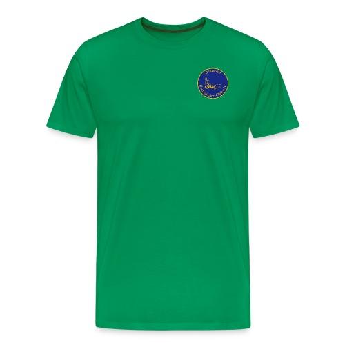 dhclogorundvectorvorschau - Männer Premium T-Shirt
