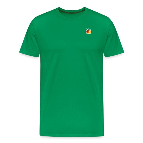 Mango Design RGB png - Men's Premium T-Shirt