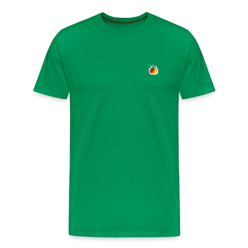 Mango Design RGB png - Men's Premium T-Shirt