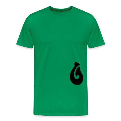 Fish Hook - Men's Premium T-Shirt