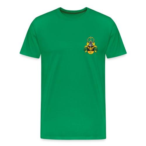 Vaakuna - Miesten premium t-paita
