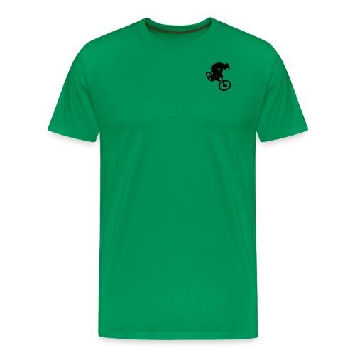 rider whip - Men's Premium T-Shirt