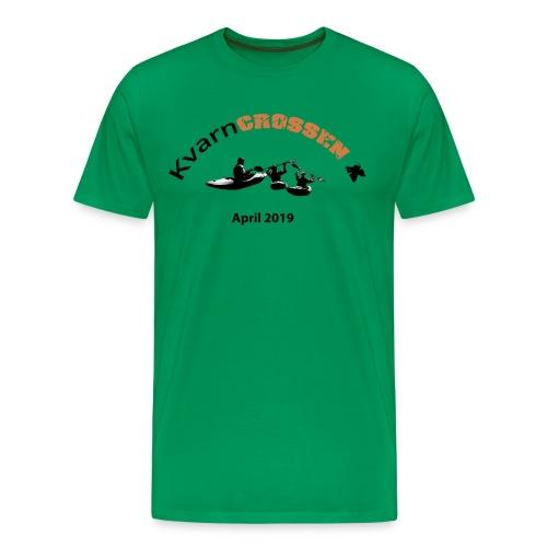 KC2019 - Premium-T-shirt herr