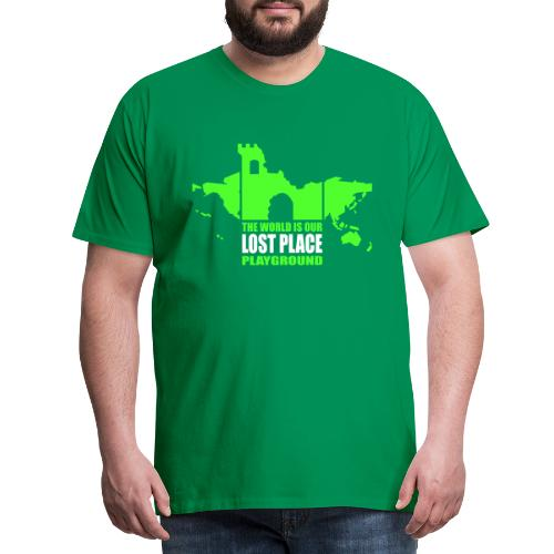 Lost Place - 2colors - 2011 - Männer Premium T-Shirt