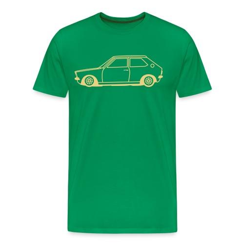 polo1 selecta - T-shirt Premium Homme