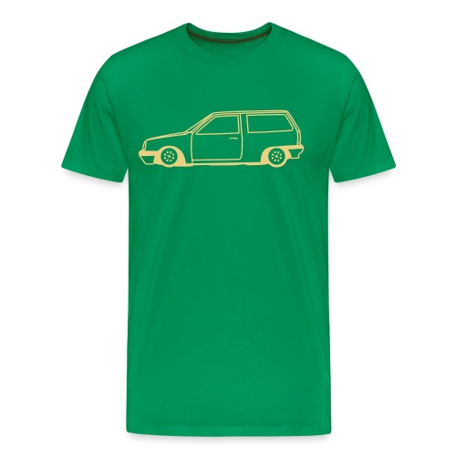 polo dj flex 2 - T-shirt Premium Homme