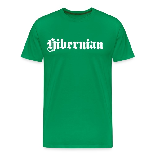 hibernian ger - Men's Premium T-Shirt