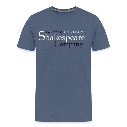 vectorlogo - Herre premium T-shirt
