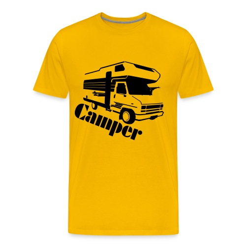Camper v2 - Men's Premium T-Shirt