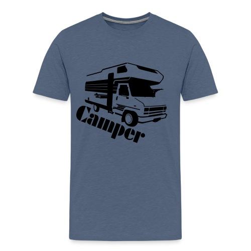 Camper v2 - Men's Premium T-Shirt
