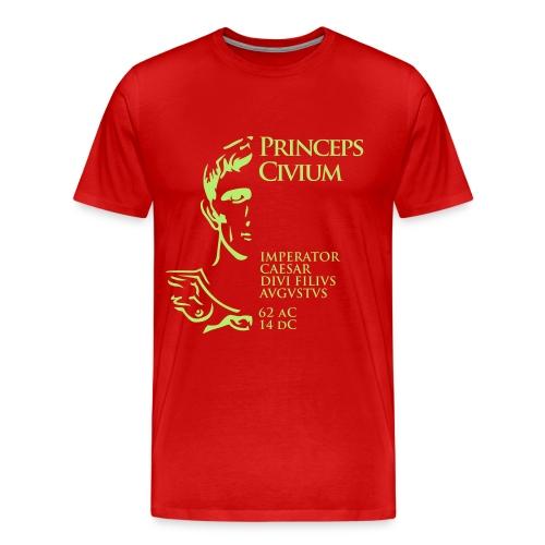 august5 - Camiseta premium hombre