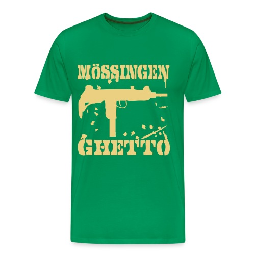 ghettoshirt - Männer Premium T-Shirt