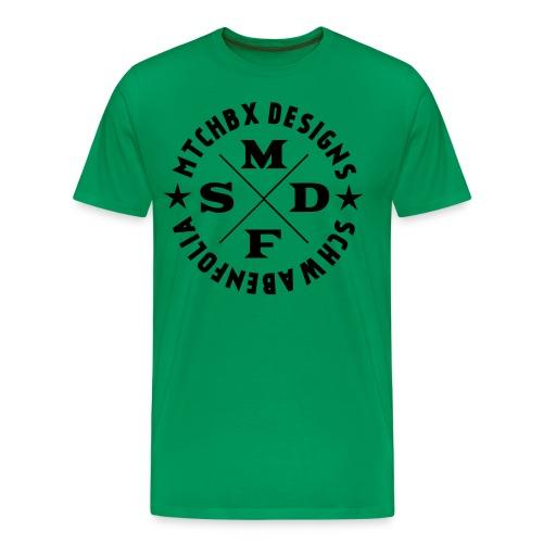 vektorsmartobjekt f117f1b2554b408c8cebf3 - Männer Premium T-Shirt