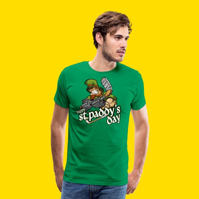 St Paddy´s Shirt Eishockey T-Shirt