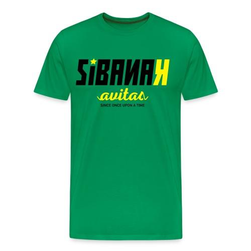 SIBANAK avitas - T-shirt Premium Homme