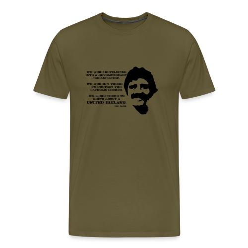 thedark copy - Men's Premium T-Shirt
