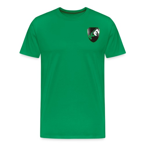 FC Promille 07 Logo - Männer Premium T-Shirt