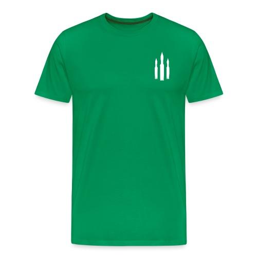 TripleShot - Men's Premium T-Shirt