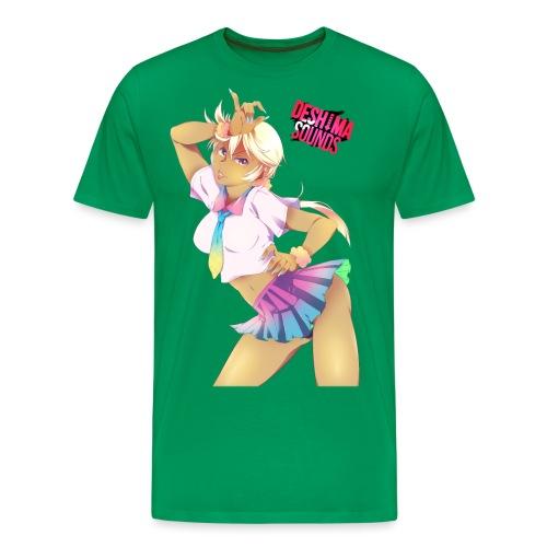 Abunai 2014 - Mannen Premium T-shirt