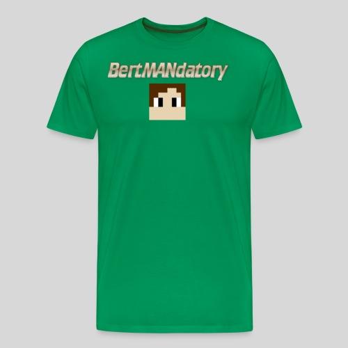 BertMANdatory Merch - Men's Premium T-Shirt