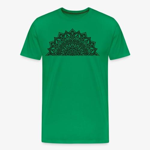 mandala2 - Men's Premium T-Shirt