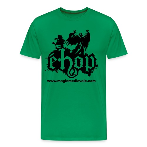 ehop logo tshirt - T-shirt Premium Homme