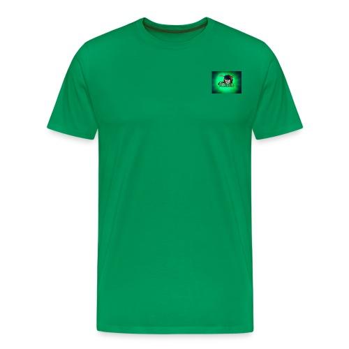 Channel Logo Art - Men's Premium T-Shirt