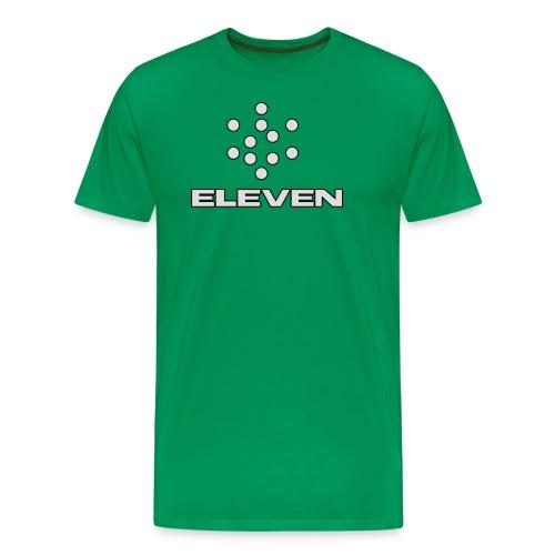 Eleven - Männer Premium T-Shirt