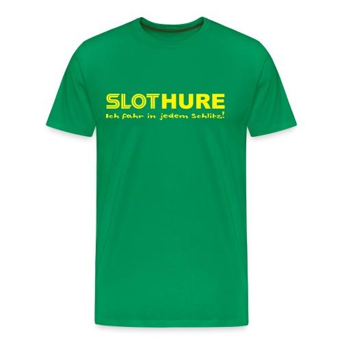 slothure1 k - Männer Premium T-Shirt